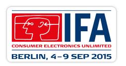 2015年柏林消费类电子产品及家用电器展览会